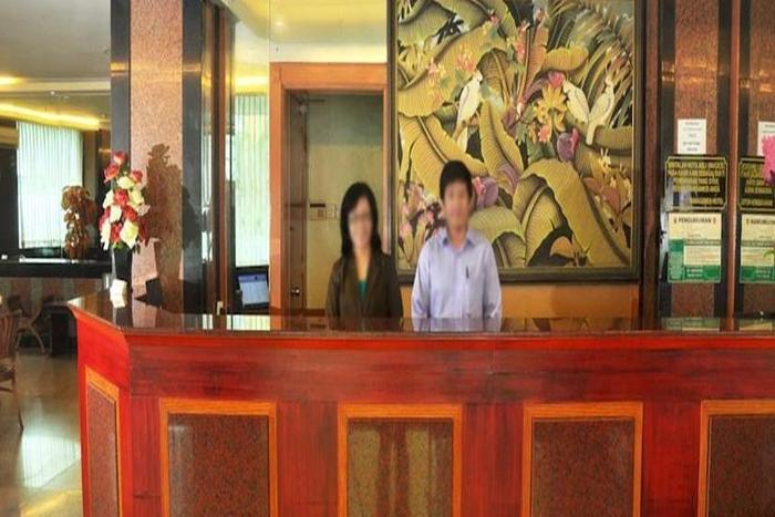 Plaza Hotel Mangga Dua - Reception