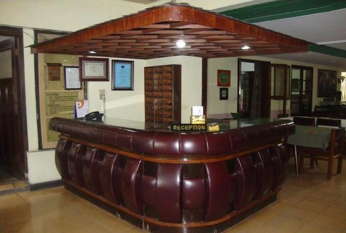 Splendid Hotel Malang - Reception