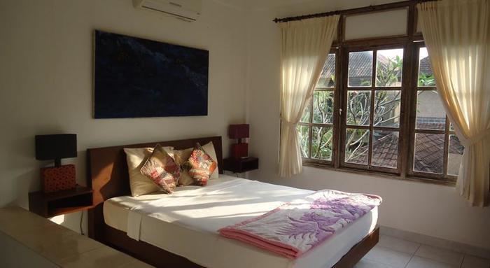 Dewangga Bungalow Bali - Kamar Tamu