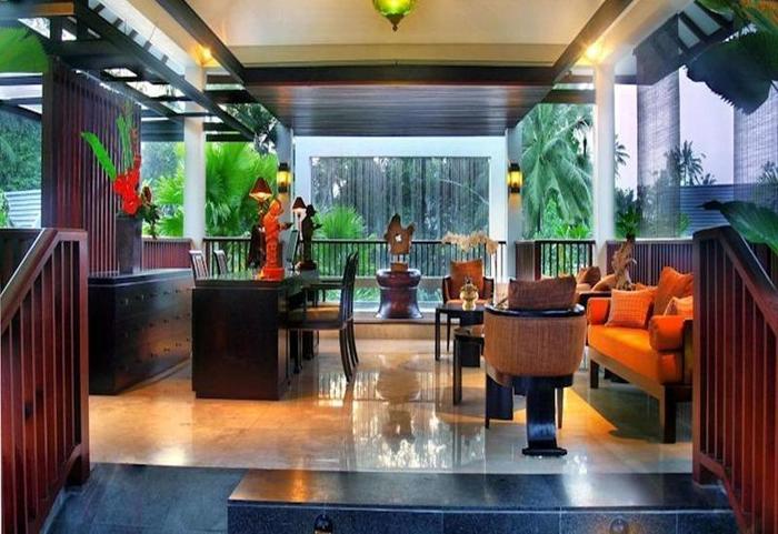 Royal Kamuela Bali - Ruang tamu