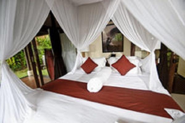 Villa Nirvana Bali - Tempat Tidur Double
