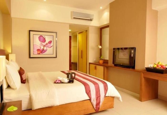 Anggrek Shopping Hotel Bandung - Deluxe Double