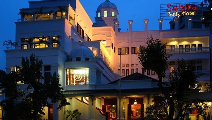 Sahira Butik Hotel Bogor - Hotel Building