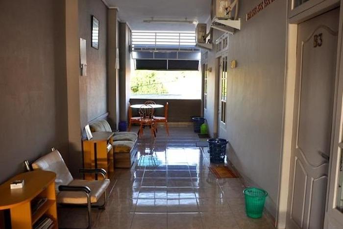 Wisma Delima Bandar Lampung - Ruang duduk lantai 2