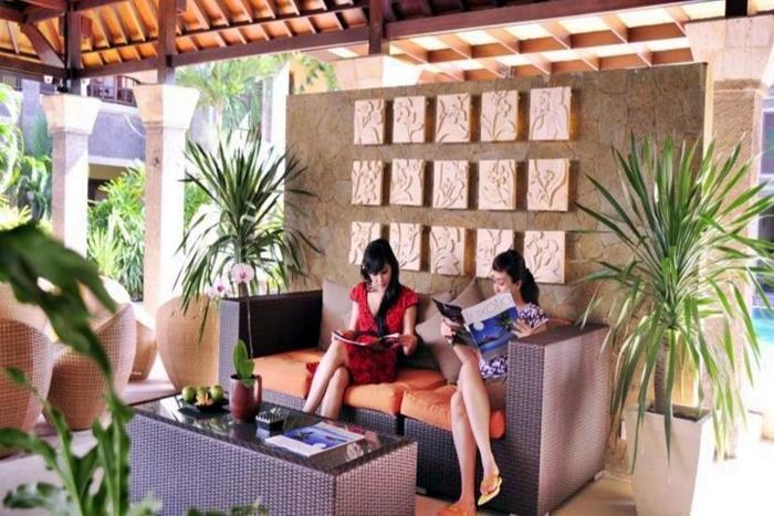 Adhi Jaya Hotel Bali - Lobi