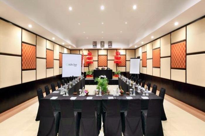 Adhi Jaya Hotel Bali - Ruang Rapat