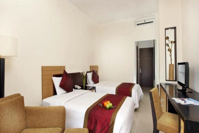 Adhi Jaya Hotel Bali - Kamar tamu