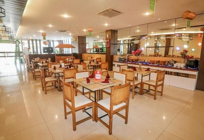 NIDA Rooms Surabaya Kedungsari - Restoran