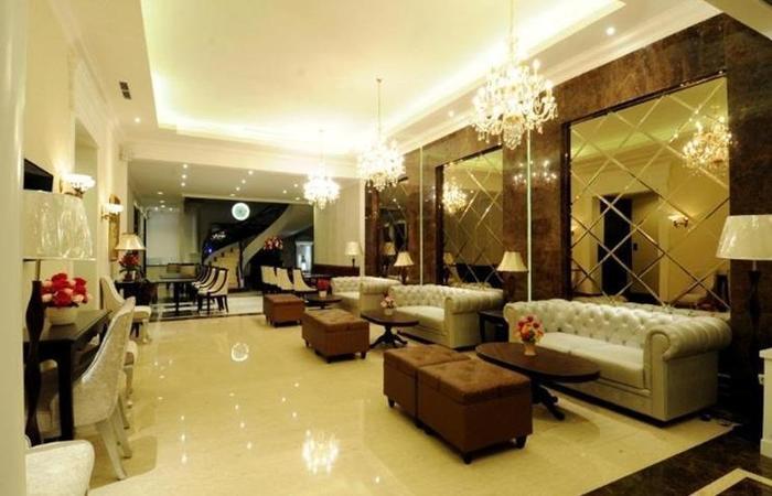 Liz Palace Inn Bandung - Lobi