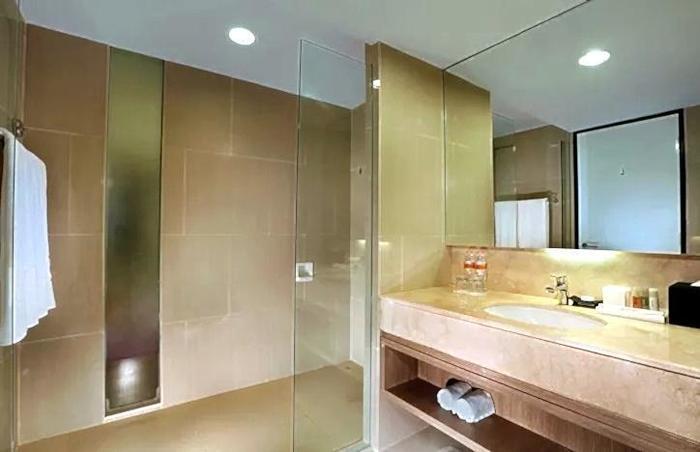 Aston Banua Hotel Banjarmasin - Kamar Mandi Deluxe