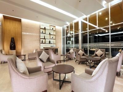 Aston Banua Hotel Banjarmasin - Lounge