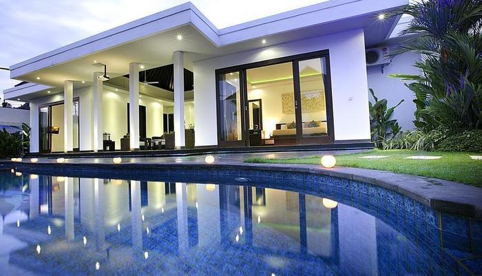 D&G Villas Bali - Kolam Renang