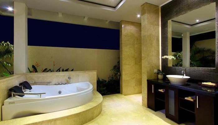 D&G Villas Bali - Kamar mandi