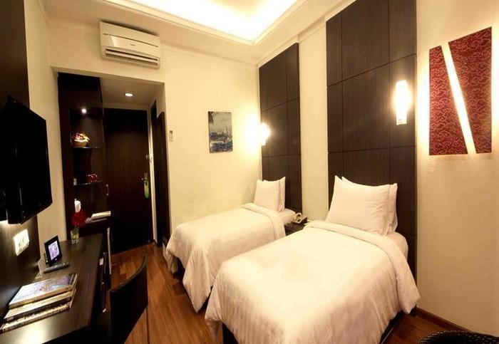 Bentani Hotel Cirebon - Superior twin