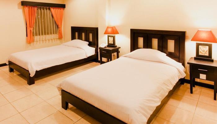 Hotel Intan Sari Bali - Deluxe Twin