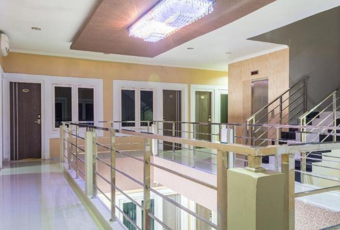 LJ Hotel Sriwijaya Medan - lantai mezanine