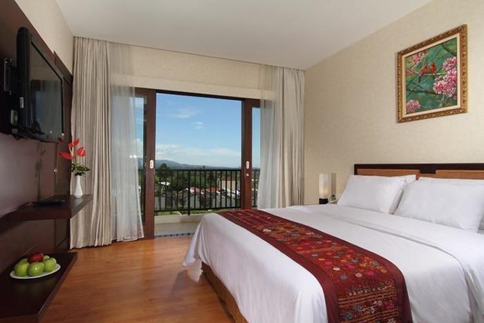 Sutan Raja Hotel  Manado - Superior