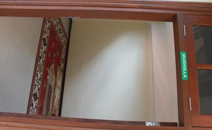 Grand Raggea Hotel Malang - Interior
