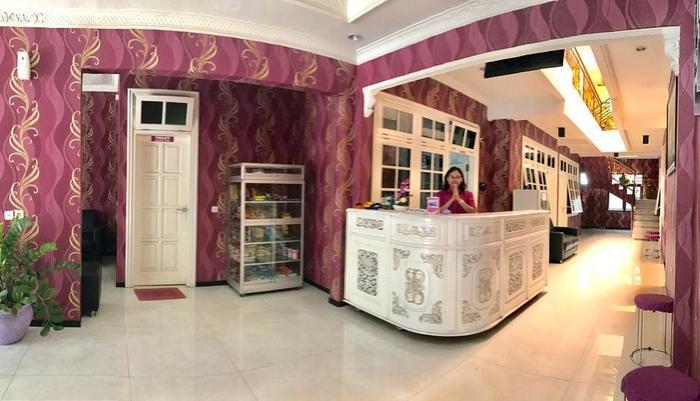 Grand Raggea Hotel Malang - Resepsionis