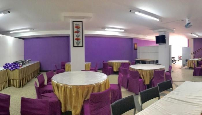 Grand Raggea Hotel Malang - tempat sarapan