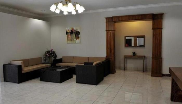 Magnolia Bed & Breakfast Bandung - Lobby
