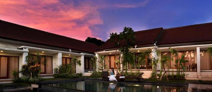 Tinggal Standard Raya Batu Bidak Kerobokan Bali - Taman