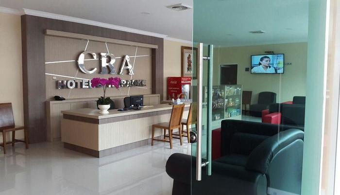CRA Hotel Wonosobo Wonosobo - Balkon