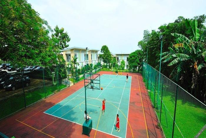 D Agape Residence Bogor - Lapangan Basket