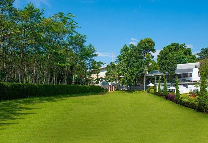 D Agape Residence Bogor - Taman