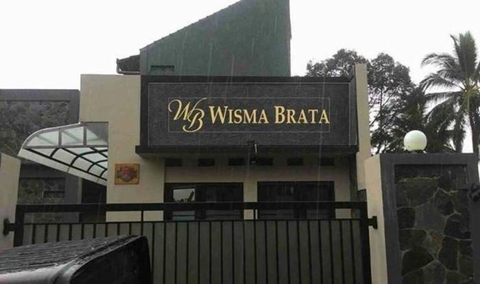 Wisma Brata Sukabumi - Tampilan Luar Hotel