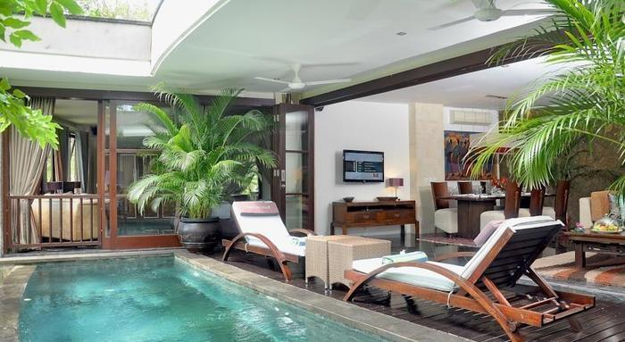 Gending Kedis Luxury Villas & Spa Estate Bali - Kolam Renang