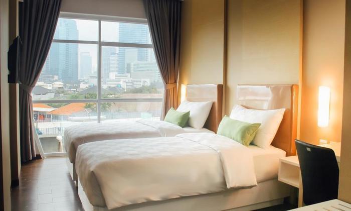 Hotel 88 Tendean - Kamar tamu