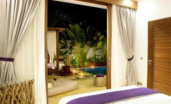 Anemalou Villas & Spa Seminyak - Kamar tamu