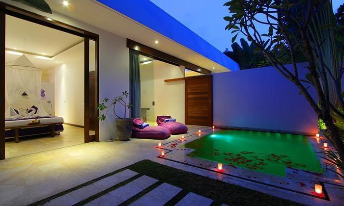 Anemalou Villas & Spa Seminyak - pool