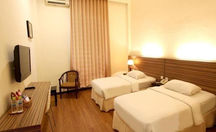 Padmaloka Hotel Tarakan - Kamar tamu