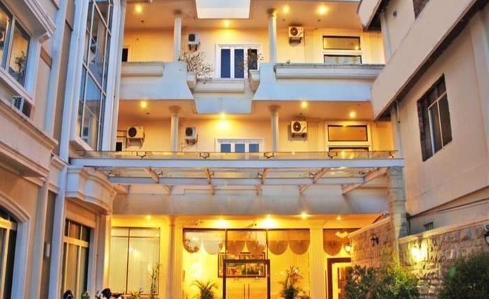 Padmaloka Hotel Tarakan - Eksterior