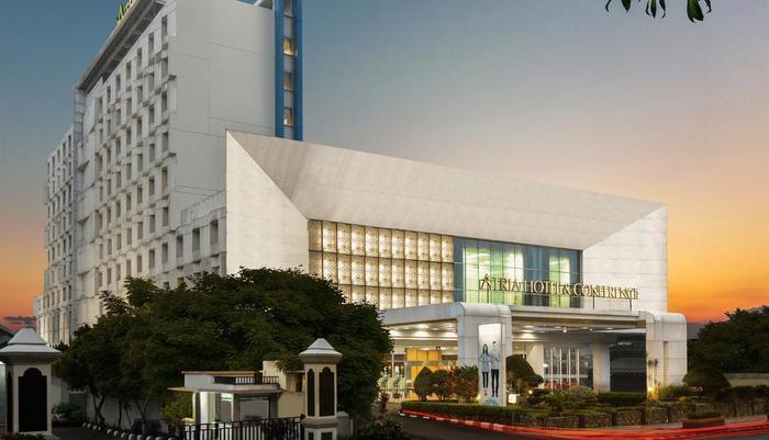 Atria Hotel Magelang - Hotel_Facade