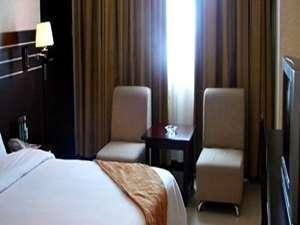 Hotel Grand Antares Medan - Kamar Deluxe