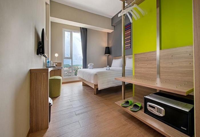 Whiz Prime Hotel Ahmad Yani Lampung - Kamar Superior Double