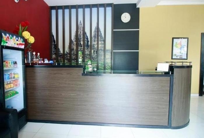 Java Land Hotel Yogyakarta - Resepsionis