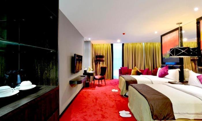 Amaroossa Bandung - Kamar tidur