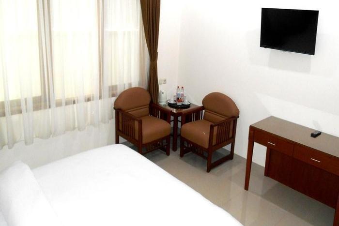 Frances Hotel Bandung - Kamar Superior