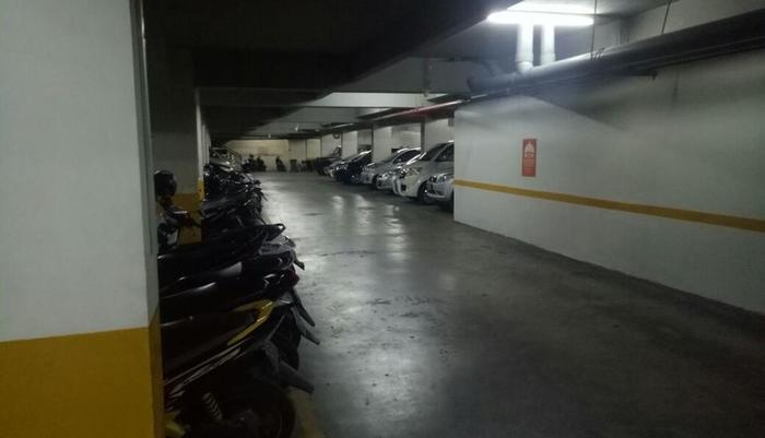 POP Hotel Teuku Umar - Parking Area