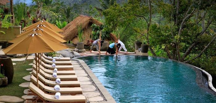 Puri Gangga Resort Bali - (05/Dec/2013)