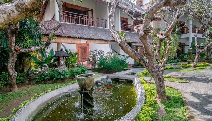 Sativa Sanur Cottages Hotel Bali - Taman