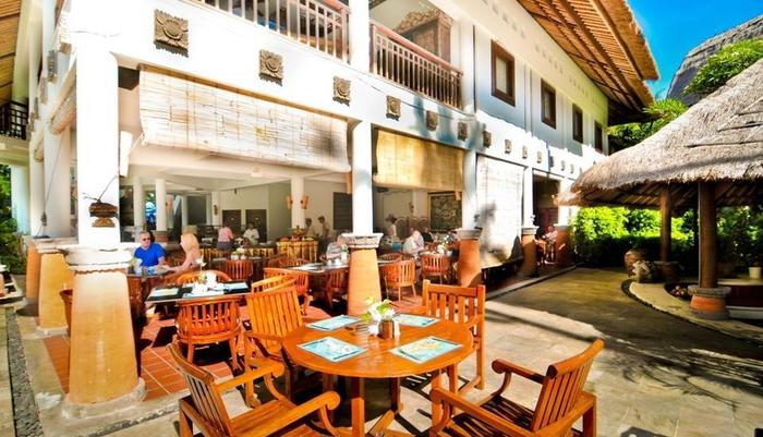 Sativa Sanur Cottages Hotel Bali - Restoran