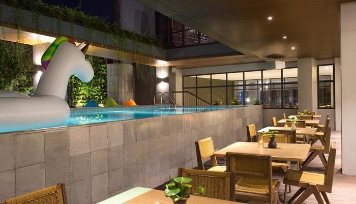 Artotel Yogyakarta Yogyakarta - Pool