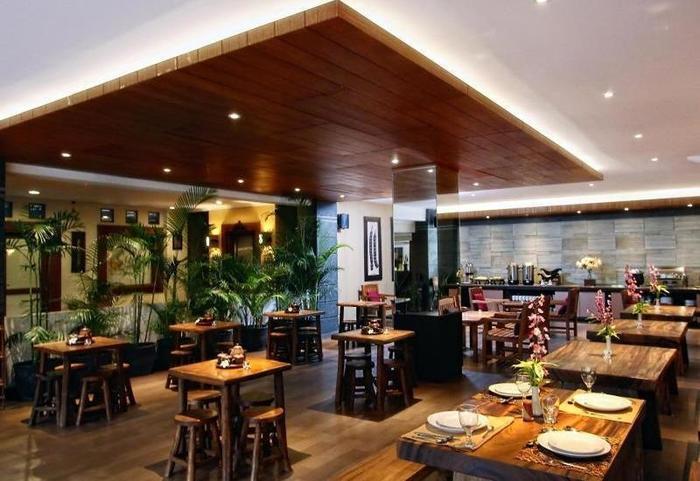 Sukajadi Hotel Bandung - Restaurant