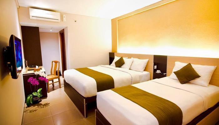 Sukajadi Hotel Bandung - Eksekutif triple
