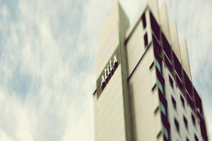 Hotel Alila Jakarta - Tampilan Luar Hotel